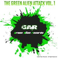 The Green Alien Attack Vol. 1 — сборник
