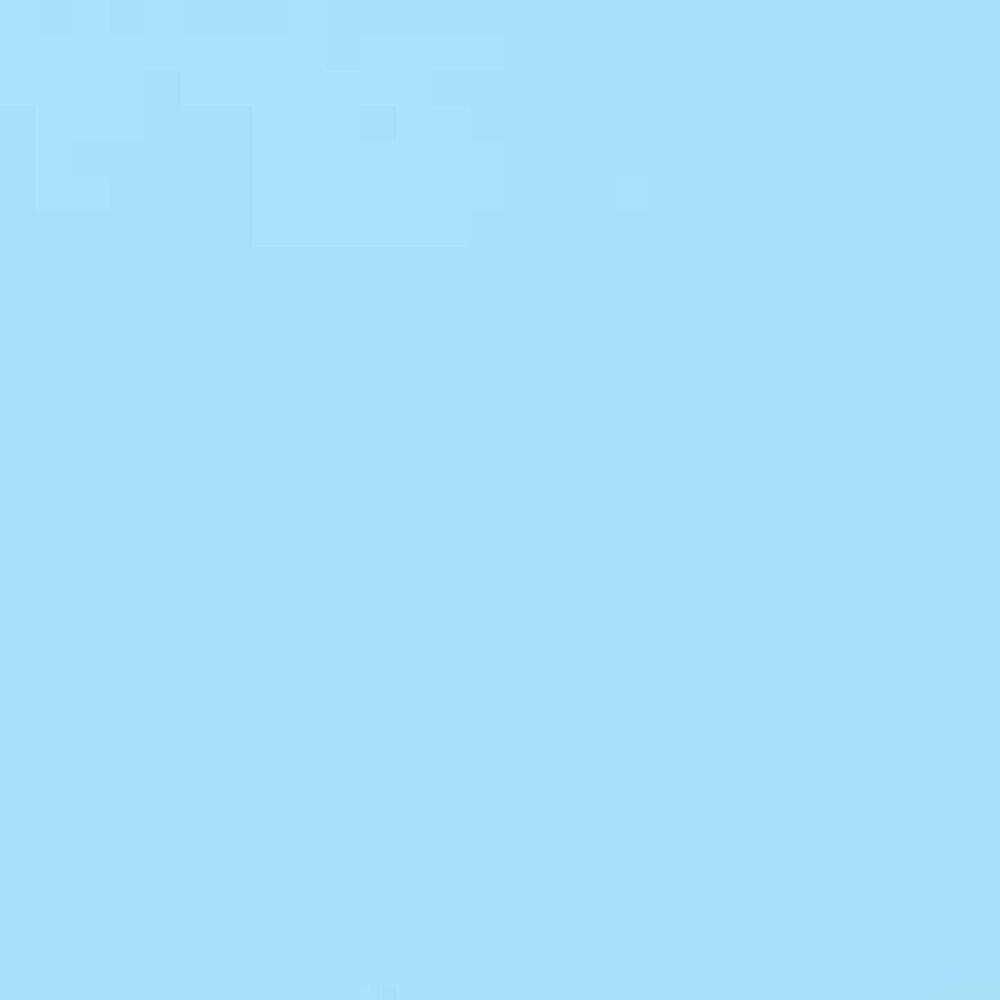 Фон без рисунка голубой