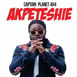 Akpeteshie — Captain Planet 4x4