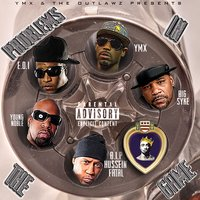 Problems in the Game — The Outlawz, Young Noble, Big Syke, Hussein Fatal, E.D.I. MEAN, Ymx