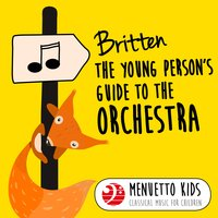 Britten: The Young Person's Guide to the Orchestra, Op. 34 — Бенджамин Бриттен, Hans Swarowsky, Brandon de Wilde, Pro Musica Orchestra Vienna, Pro Musica Orchestra Vienna & Hans Swarowsky & Brandon de Wilde, Pro Musica Orchestra Vienna, Hans Swarowsky & Brandon de Wilde
