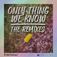 Only Thing We Know - The Remixes — Alle Farben, YOUNOTUS, Kelvin Jones