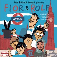 Flor & Rolf in London — The Pinker Tones