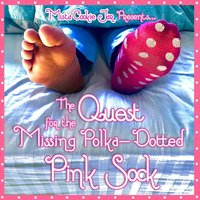 The Quest for the Missing Polka-Dotted Pink Sock — Mista Cookie Jar