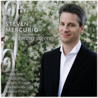 Steven Mercurio: Many Voices — Steven Mercurio