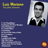Ses jolies chansons — Luis Mariano