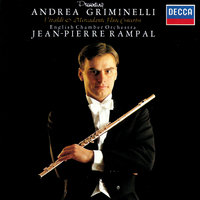 Vivaldi: Flute Concertos Op.10 Nos. 1-3 / Mercadante: Flute Concertos in D major and E minor — English Chamber Orchestra, Jean-Pierre Rampal, Andrea Griminelli