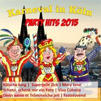 Karneval in Köln - Party Hits 2015 — сборник