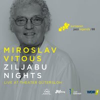 Ziljabu Nights [European Jazz Legends, Vol. 8] — Miroslav Vitous, Roberto Gatto, Aydin Esen, Gary Campbell, Robert Bonisolo