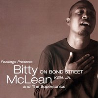 On Bond Street KGN, JA. — Bitty Mclean, The Supersonics