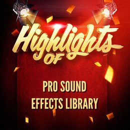 Highlights of pro sound effects library — Pro Sound Effects Library