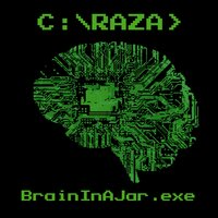 Brain in a Jar — Raza