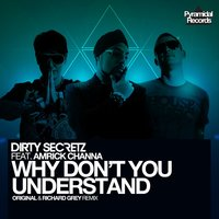 Why Don't You Understand — Dirty Secretz feat. Amrick Channa