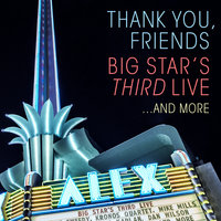 Thank You, Friends: Big Star's Third Live...And More — Big Star's Third Live
