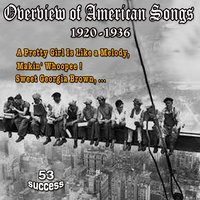 Overview of American Songs (1920 - 1936) — Ирвинг Берлин