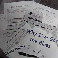 Why I've Got the Blues — David Palmer