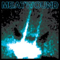 One Black King B/W Burning Inside — Meatwound, Matt Coplon