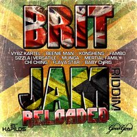 Brit Jam Reloaded Riddim — сборник