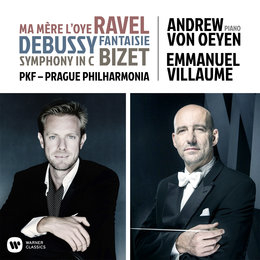 Ravel, Debussy & Bizet: Orchestral Works - Debussy: Fantaisie, L. 73: I. Andante ma non troppo — Prague Philharmonia, Emmanuel Villaume, Клод Дебюсси