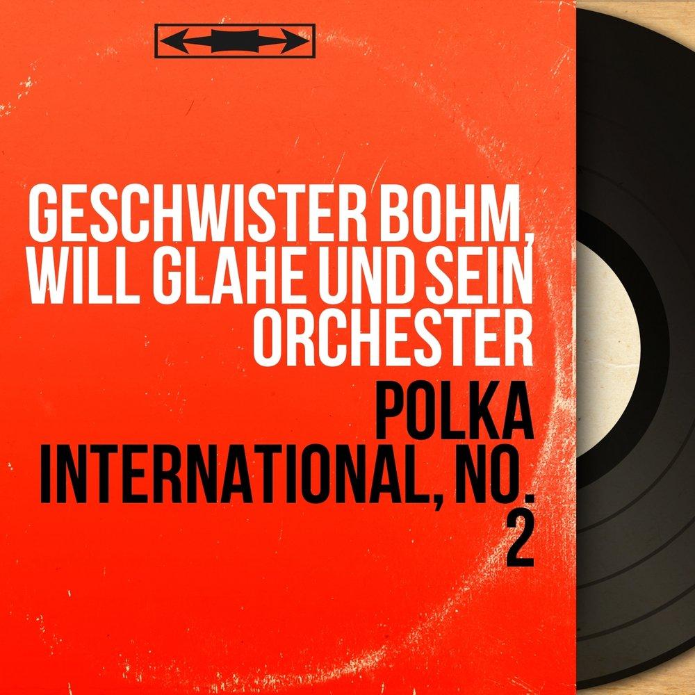 Will Glahe Und Sein Harmonika-Orchester - Will Glahé - Huckepack - Favorit