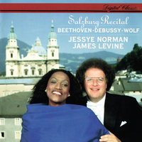 Salzburg Recital — James Levine, Jessye Norman