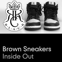 Inside Out — Brown Sneakers