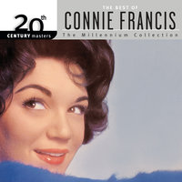 20th Century Masters: The Millennium Collection: Best of Connie Francis — Connie Francis