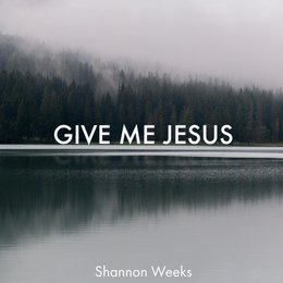 Give Me Jesus — Shannon Weeks