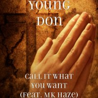 Call It What You Want — Young Don, Ronny Carew, Mk Haze