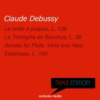 Red Edition - Debussy: La boîte à joujoux, L. 128 & Sonata for Flute, Viola and Harp — Wilhelm Schwegler, Helga Storck, Fritz Ruf, Peter Schmalfuss, Louis de Froment, Radio Luxembourg Symphony Orchestra, Клод Дебюсси