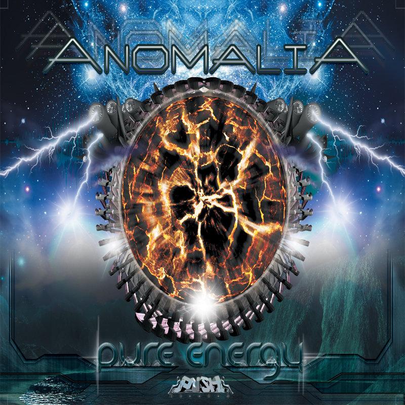 Anomalia - Speakers EP