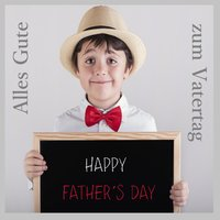 Top 30: Alles Gute zum Vatertag - Happy Father's Day — сборник