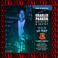 The Complete Bird in Boston Recordings — Charlie Parker