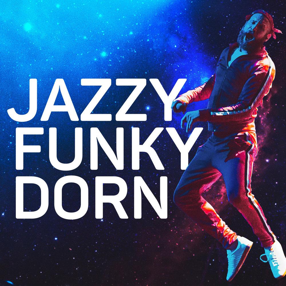 Концертный альбом Jazzy Funky Dorn