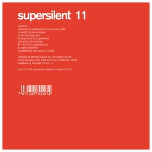Supersilent, Deathprod - 11.5