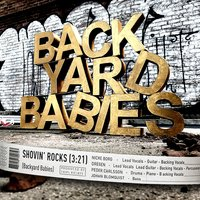 Shovin' Rocks — Backyard Babies