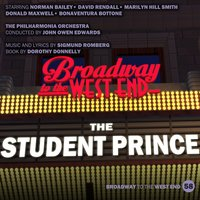 The Student Prince — John Owen Edwards, Sigmund Romberg, All Star Cast