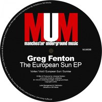 The European Sun EP — Greg Fenton