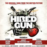 Hired Gun — Jeremy Spencer, Jason Hook, Jonny Hetherington