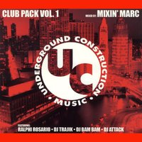 UC Music Club Pack, Vol. 1 — Mixin' Marc