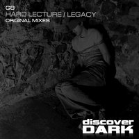 Hard Lecture / Legacy — G8