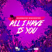 All I Have Is You — Shurwayne Winchester