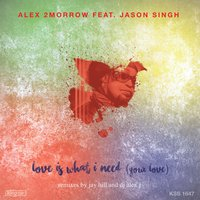 Love Is What I Need (Your Love) — Jason Singh, Alex 2morrow