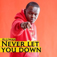 Never Let You Down — Alliwah