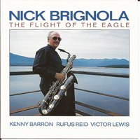 Flight of the Eagle — Kenny Barron, Rufus Reid, Victor Lewis, Nick Brignola