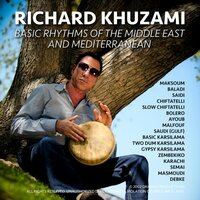 Basic Rhythms of the Middle East and Mediterranean — Richard Khuzami