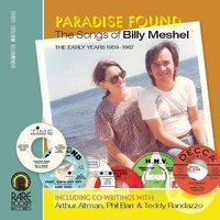 Paradise Found: The Songs of  Billy Meshel — сборник