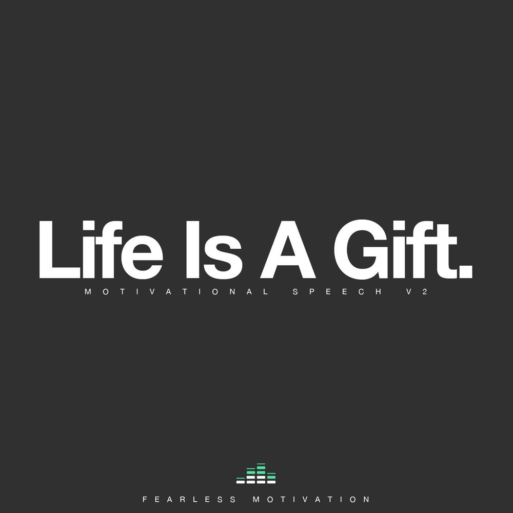 life is a gift 2 essay Time is the most precious thing for a man as it comes only once in someone's life and never stays long time is precious essay time is precious.