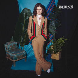 Blue Madonna — BØRNS