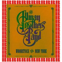 Woodstock, Saugerties, New York, August 14th, 1994 — Allman Brothers Band